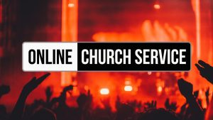 Watch a service online